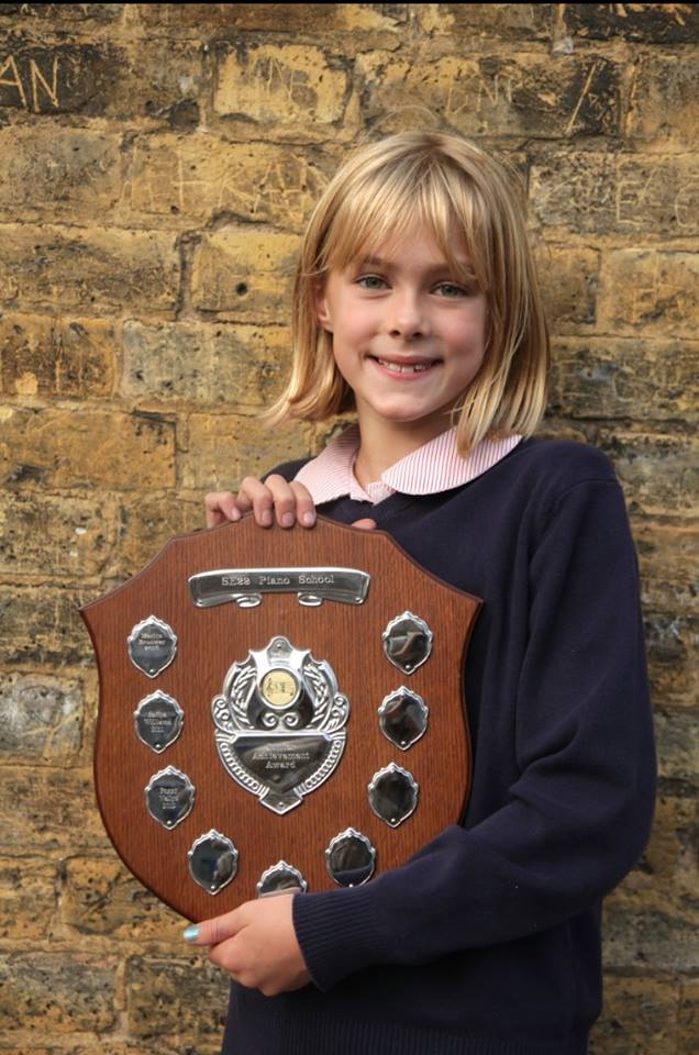 Poppy - Junior Shield, Alleyn's School