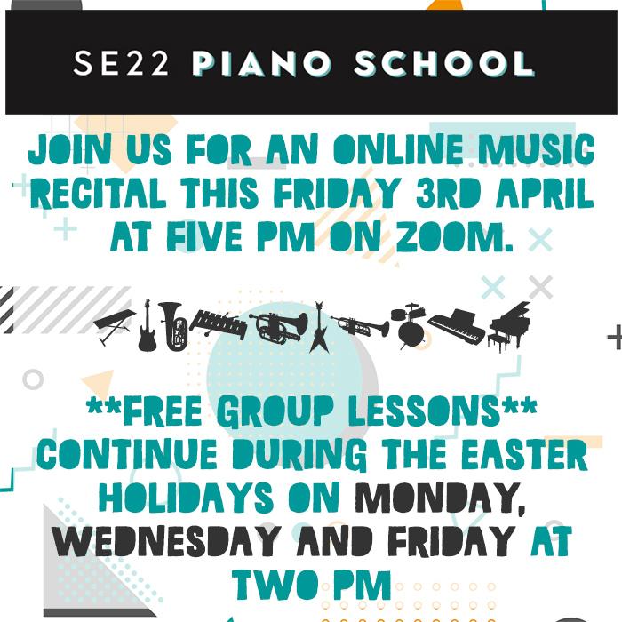 Piano Lessons Teacher East Dulwich South London Brixton Camberwell Peckham London Piano Tutor