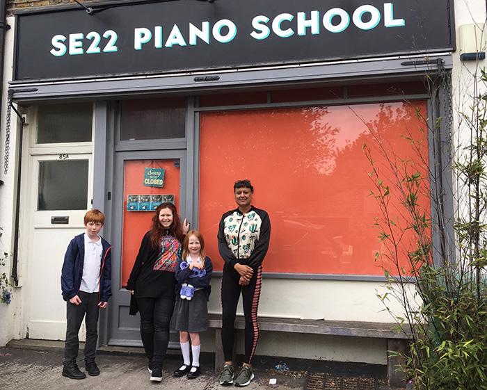 Piano Teacher East Dulwich