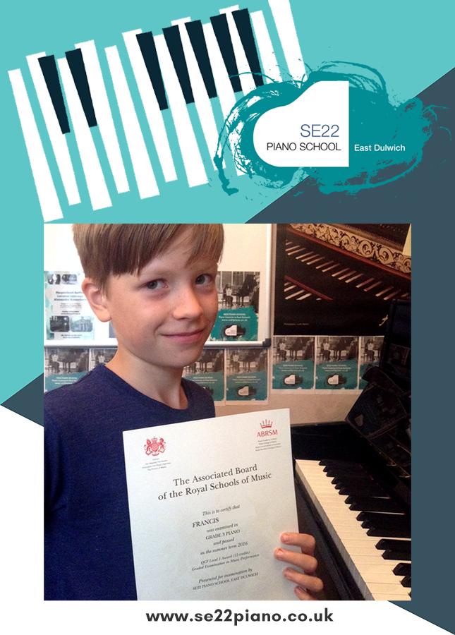 Grade 3 ABRSM Piano
