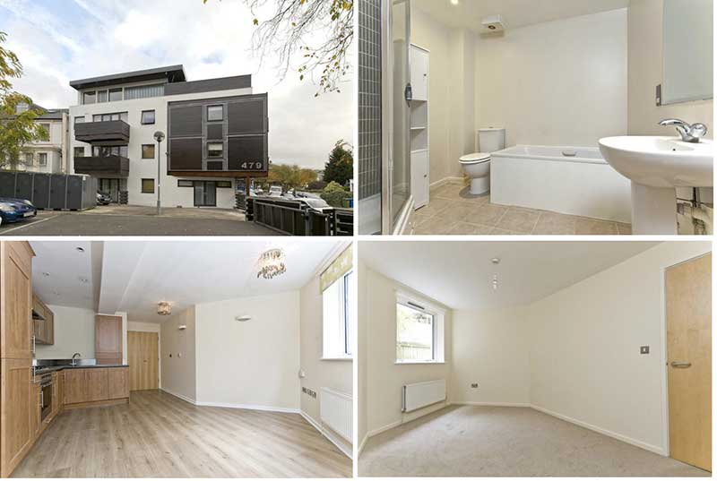 One bed flat on Lordship Lane