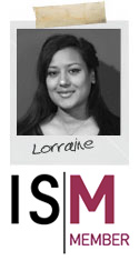 Lorraine Liyanage ISM Member