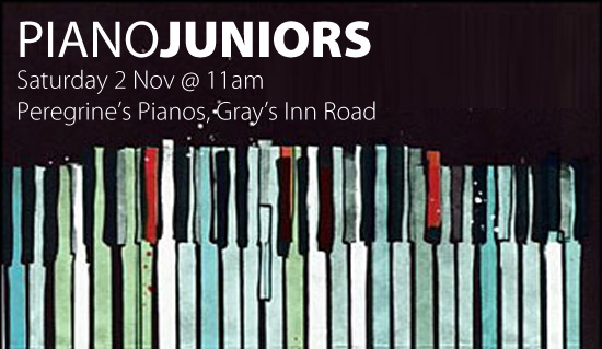 PianoJuniors: An event for young pianists under 18