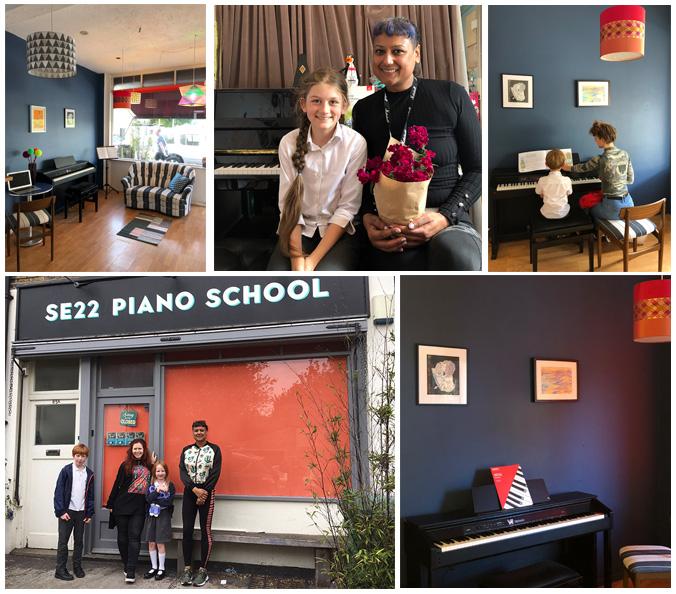 Piano Tutor London SE22 SE15 SE21 SE23 Forest Hill Piano Teacher