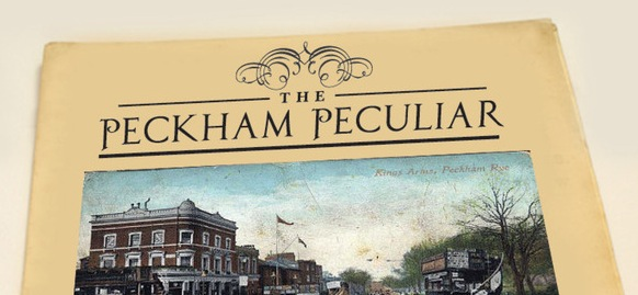 Click here to pledge your support for The Peckham Peculiar