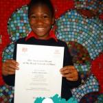 Safiya Grade 4 Distinction