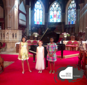 Piano Lessons in East Dulwich