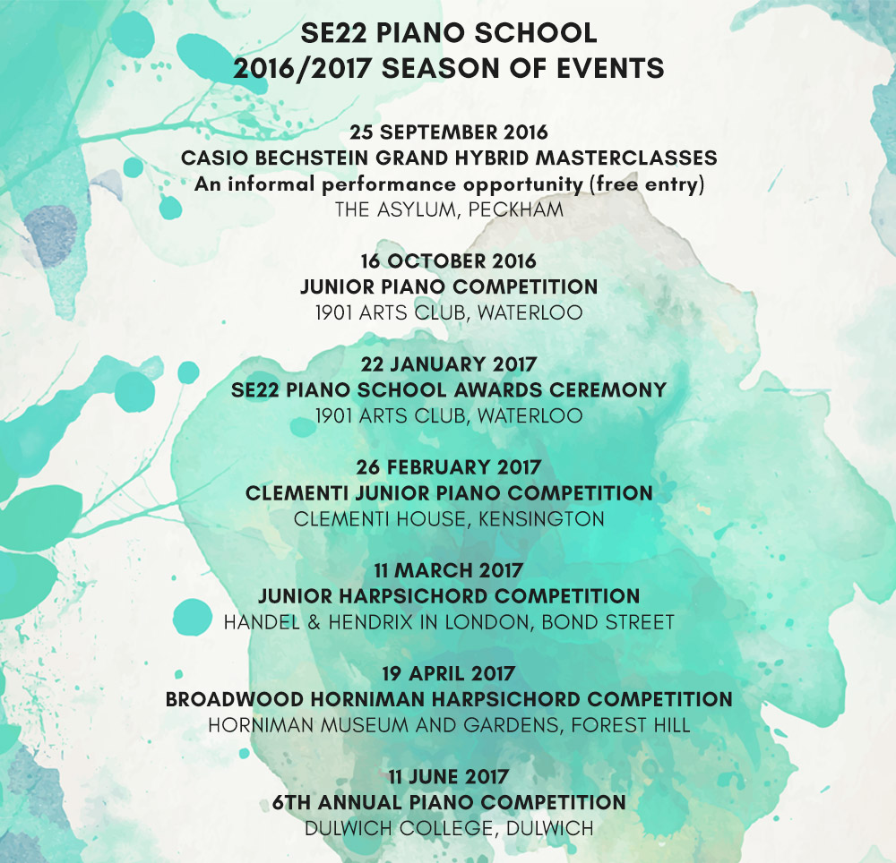 Upcoming-Events-SE22-Piano-School